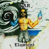 War Element Fire (Royalty) de War