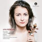Prokofiev & Nielsen: Violin Concertos by Liya Petrova