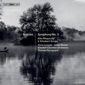 Brahms: Symphony No. 3, Alto Rhapsody & 6 Schubert Songs de Various Artists