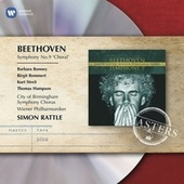 Beethoven: Symphony No.9 by City Of Birmingham Symphony Chorus