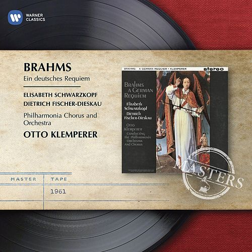 Brahms: Ein deutsches Requiem von Reinhold Schmid