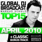 Global DJ Broadcast Top 15 - April 2010 by Various Artists