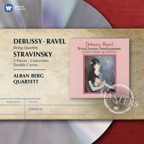 Ravel/Debussy: String Quartets by Alban Berg Quartet