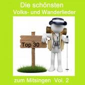 Top 30: Die schönsten Volks- Und Wanderlieder zum Mitsingen, Vol. 2 by Various Artists