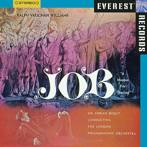 Vaughan Williams: Job, A Masque for Dancing by London Philharmonic Orchestra