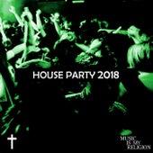 House Party 2018 - EP de Various Artists