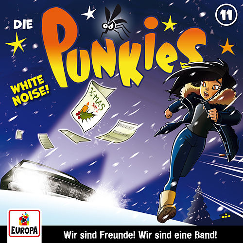 011/White Noise! by Die Punkies