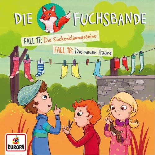 009/Fall 17: Die Sockenklaumaschine/Fall 18: Die neuen Haare von Die Fuchsbande