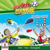 073/Der Kanu-Kick! von Teufelskicker