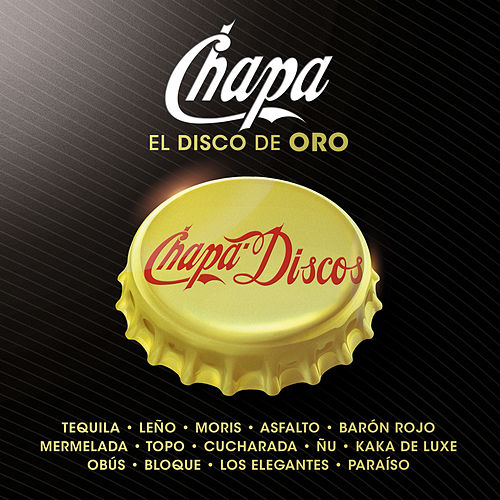 Chapa 'El Disco de Oro' de Various Artists