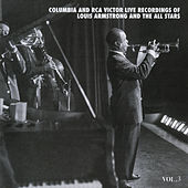 The Columbia & RCA Victor Live Recordings Vol. 3 by Louis Armstrong