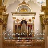 Romantic Music for Oboe, Bassoon and Organ by Trio Andrea Palladio