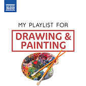My Playlist for Painting & Drawing by Various Artists
