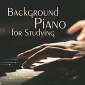 Background Piano for Studying de Various Artists