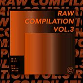 M Raw Compilation, Vol. 3 de Various Artists