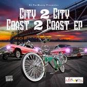 City2city Coast2coast - EP von DJ PacWeezy