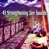 43 Strengthening Zen Sounds von Music For Meditation