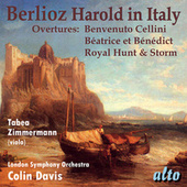 Berlioz: Harold in Italy; Overtures by Various Artists