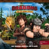 Folge 33: Der neue Dragur / Der Höhlenbrecher (Das Original-Hörspiel zur TV-Serie) von Dragons - Auf zu neuen Ufern