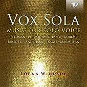 Vox Sola: Music for Solo Voice by Lorna Windsor