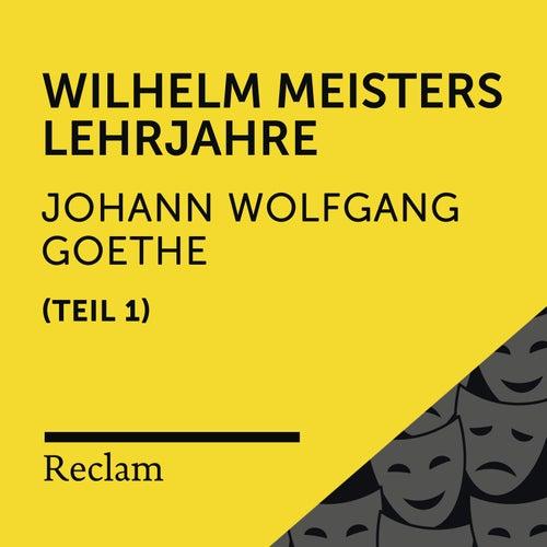 Goethe: Wilhelm Meisters Lehrjahre, I. Teil (Reclam Hörbuch) von Reclam Hörbücher