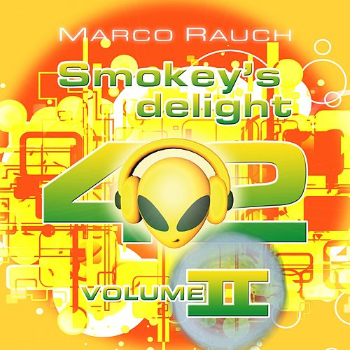 Smokey's Delight 42, Vol. 2 by Marco Rauch