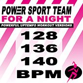 For a Night (Powerful Uptempo Cardio, Fitness, Crossfit & Aerobics Workout Versions) by Power Sport Team