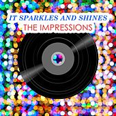 It Sparkles And Shines de The Impressions