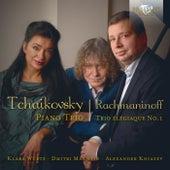 Tchaikovsky, Rachmaninoff: Piano Trio in A Minor, Trio Élégiaque by Alexander Kniazev Dmitri Makhtin