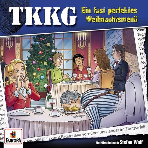 Ein fast perfektes Weihnachtsmenü von TKKG