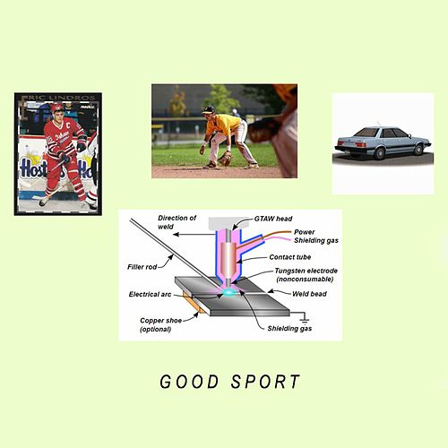 ca9dca07d Good Sport (Single) by Jagguar : Napster