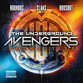 Anomaly 88 by The Underground Avengers