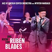 Una Noche Con Rubén Blades de Jazz At Lincoln Center Orchestra