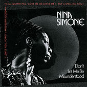 Don't Let Me Be Misunderstood de Nina Simone