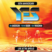 Live At The Apollo by Yes
