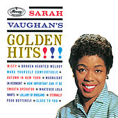 Sarah Vaughan's Golden Hits by Sarah Vaughan