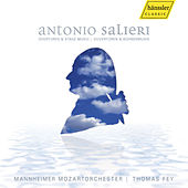 Salieri, A.: Overtures and Stage Music de Thomas Fey