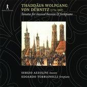Durnitz: Sonatas for Classical Bassoon and Fortepiano by Sergio Azzolini