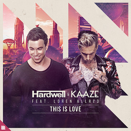 This Is Love by Hardwell