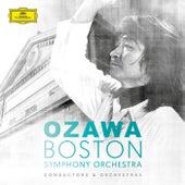 Seiji Ozawa & Boston Symphony Orchestra de Boston Symphony Orchestra