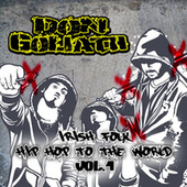 Irish Folk Hip Hop to the World, Vol. 1 von Don Goliath