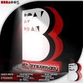Beat By Brain - 5th Anniversary de Various
