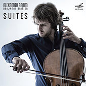 Britten: Cello Suites de Alexander Ramm