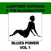 Lightnin' Hopkins & the Bluesmasters: Blues Power, Vol. 1 by Various Artists