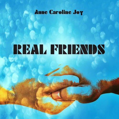 Real Friends van Anne-Caroline Joy