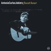 Antonio Carlos Jobim's Finest Hour by Antônio Carlos Jobim (Tom Jobim)