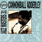 Jazz Masters 31 by Cannonball Adderley