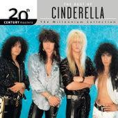 20th Century Masters: The Millennium Collection: Best Of Cinderella (Reissue) by Cinderella