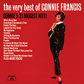 The Very Best Of Connie Francis - Connie's 21 Biggest Hits de Connie Francis