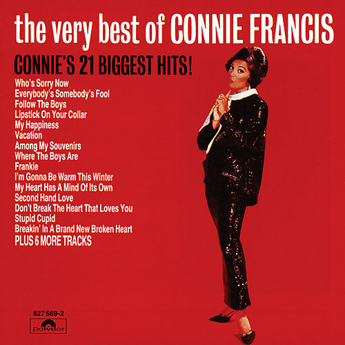 Dont Break The Heart That Loves You By Connie Francis Napster
